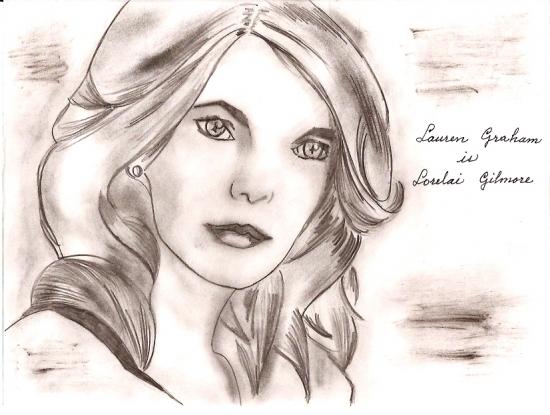 Lauren Graham by habb